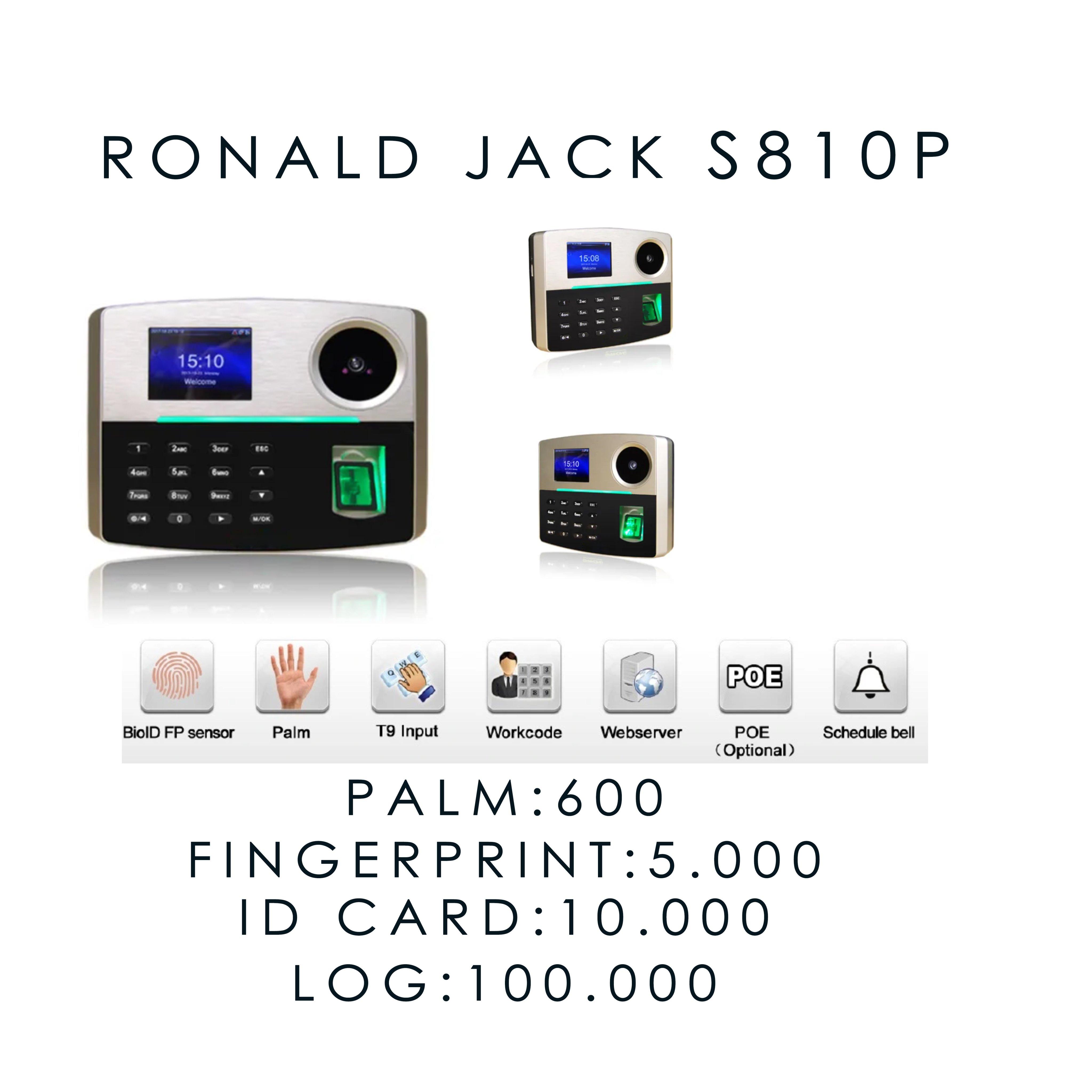 Ronald Jack S810P